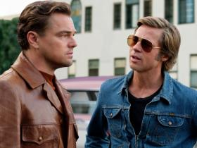Leonardo DiCaprio,Brad Pitt,Exclusives,Quentin Tarantino,Once Upon A Time In Hollywood,margot robbie