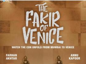News,farhan akhtar,the fakir of Venice