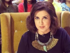 Discussion,farah khan