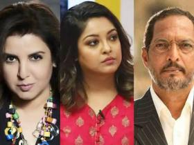 tanushree dutta,farah khan,nana patekar,Exclusives