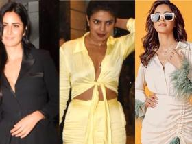 Celebrity Style,Priyanka Chopra,katrina kaif,Ananya Panday,fashion update