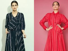 sonam kapoor,Kriti Sanon,Faceoffs,Fashion Faceoff