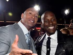 Dwayne Johnson,Hobbs & Shaw,Hollywood,Tyrese Gibson