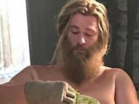 Chris Hemsworth,Avengers: Endgame,Hollywood,Fat Thor