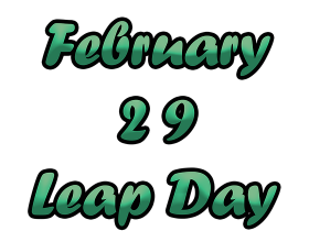 People,2020,leap year,February