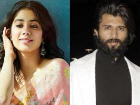 janhvi kapoor,Vijay Deverakonda,South,Fighter