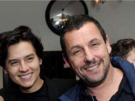 Adam Sandler,Hollywood,Cole Sprouse