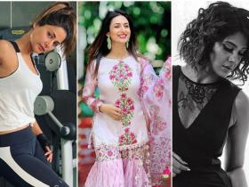 Best Dressed,Jennifer Winget,Hina Khan,divyanka tripathi,Best and Worst Dressed,Surbhi Chandna,TV