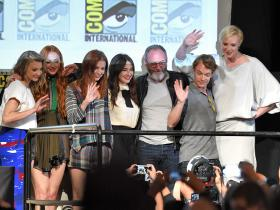 Game of Thrones,Hollywood,Comic-Con 2019