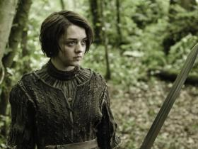 Game of Thrones,maisie Williams,Hollywood