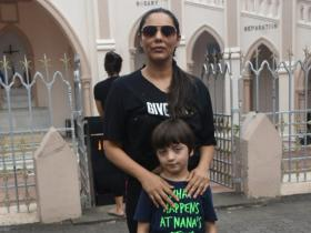 Photos,gauri khan,AbRam Khan