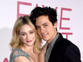 Lili Reinhart,Hollywood,Cole Sprouse