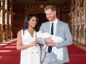 Prince George,Meghan Markle and Prince Harry,Hollywood,baby Archie