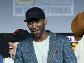 Robert Pattinson,Mahershala Ali,The Batman,Hollywood