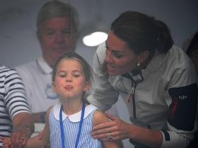 Kate Middleton,Princess Charlotte,Hollywood