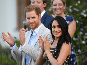 Meghan Markle and Prince Harry,Hollywood,#Megxit