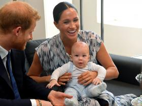 Meghan Markle and Prince Harry,Hollywood,archie harrison