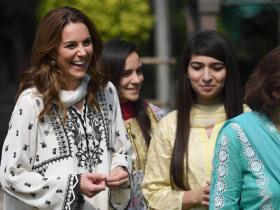 Kate Middleton,Hollywood,Pakistan Royal Tour