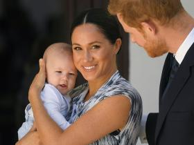 Meghan Markle and Prince Harry,Hollywood,archie harrison,#Megxit