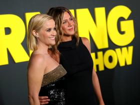jennifer aniston,reese witherspoon,Hollywood,The Morning Show