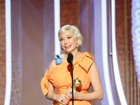 Michelle Williams,Hollywood,Golden Globes 2020