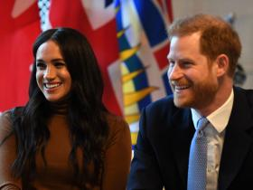 Meghan Markle and Prince Harry,royal family,Hollywood,#Megxit