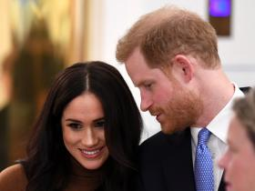 Meghan Markle and Prince Harry,Hollywood,Tom Bradby