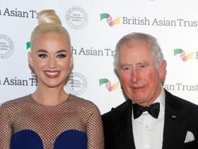 Katy Perry,Prince Charles,Hollywood