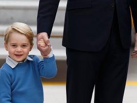 Kate Middleton,Prince George,Hollywood