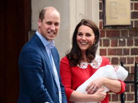 Prince Louis,Kate Middleton and Prince William,Hollywood