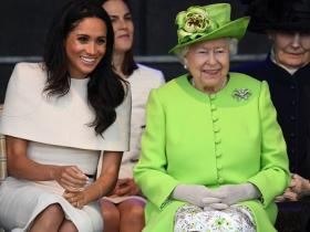 Meghan Markle,Queen Elizabeth,Hollywood