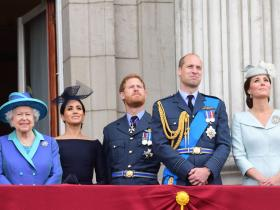 Prince Charles,Queen Elizabeth,Meghan Markle and Prince Harry,royal family,Hollywood
