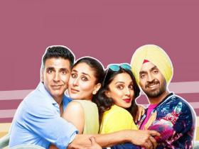 akshay kumar,Kareena Kapoor Khan,Kiara Advani,Diljit Dosanjh,Box Office,Good Newwz