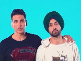akshay kumar,Diljit Dosanjh,Exclusives,Good Newwz