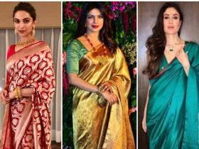 Celebrity Style,saree,national handloom day 2019,weaves