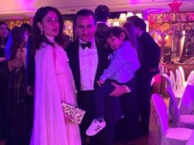 News,saif ali khan,Kareena Kapoor Khan,Taimur Ali Khan,Happy New Year 2020,New Year 2020