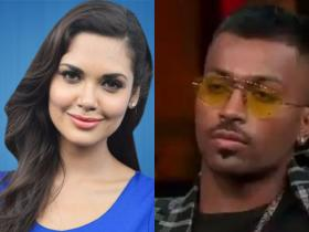 News,Koffee with karan,Esha gupta,Hardik Pandya