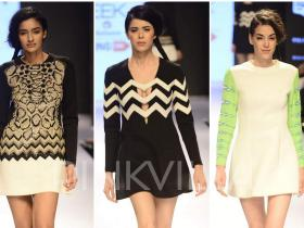 Celebrity Style,lakme fashion week,Huemn by Pranav and Shyma