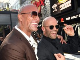 Dwayne Johnson,The Rock,Jason Statham,Hobbs & Shaw,Hollywood,Hiram Garcia