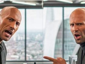 Dwayne Johnson,Box Office,Jason Statham,Hobbs & Shaw,Fast & Furious