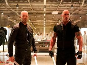Dwayne Johnson,Jason Statham,Hobbs & Shaw,Hollywood,Fast & Furious