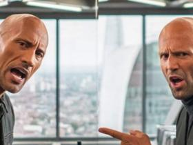 Dwayne Johnson,Hobbs & Shaw,Hollywood,Fast & Furious