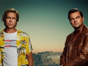 Leonardo DiCaprio,Quentin Tarantino,Once Upon A Time In Hollywood,Hollywood