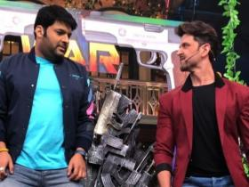 news & gossip,Kapil Sharma,Hrithik Roshan,war,The Kapil Sharma Show