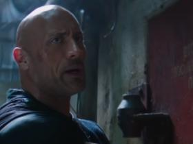 Dwayne Johnson,Hobbs & Shaw,Hollywood,The Walking Dead