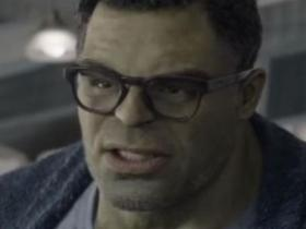 Avengers: Endgame,Hollywood,Smart Hulk