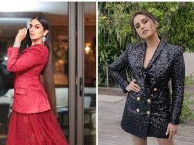 Celebrity Style,huma qureshi,Chopard,Cannes 2019