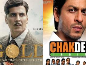 Discussion,akshay kumar,shah rukh khan,chak de india,Gold,Independence Day 2019