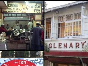 Food & Travel,india,iconic eateries,older than 70 years