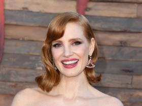 Hollywood,Jessica Chastain,IT: Chapter 2,Sophia Lillis